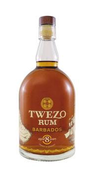 Twezo Barbados 8 jaar Rum