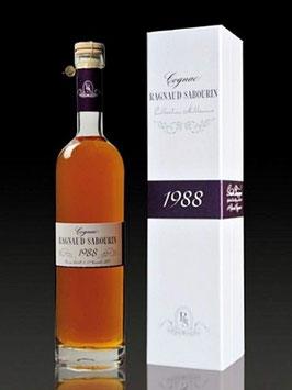 Cognac Ragnaud Sabourin Millesime 1988