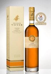 Cognac François Voyer VSOP