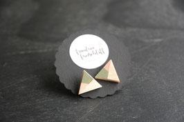 Ohrstecker geometrische Dreiecke