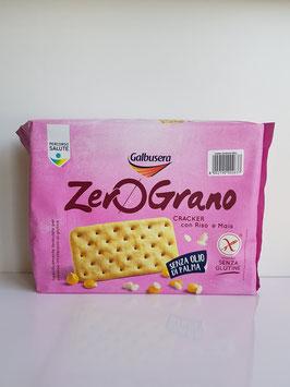 Galbusera - crackers con riso e mais