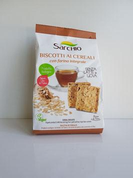 Sarchio - biscotti ai cereali