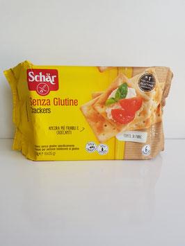 Schar - crackes