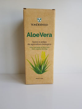 AloeVera - succo di polpa di aloe vera