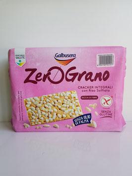 Galbusera - crackers integrali con riso soffiato
