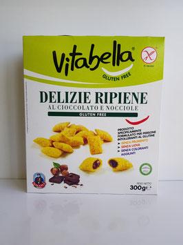 Vitabella - delizie ripiene al cioccolato e nocciola