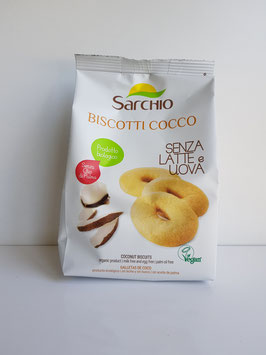 Sarchio - biscotti al cocco