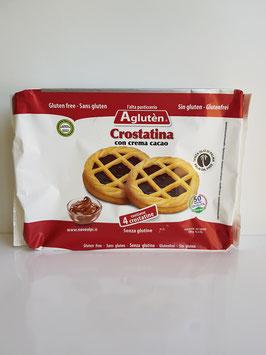 Agluten - crostatina al cioccolato