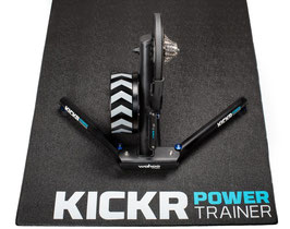 WAHOO KICKR TRAINER FLOORMAT OVERVIEW