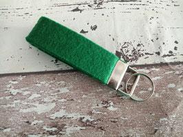 Schlüsselband grün