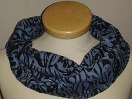 Loop blau-schwarz