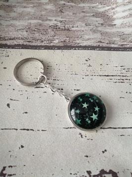 Taschenbaumler / - anhänger Sterne