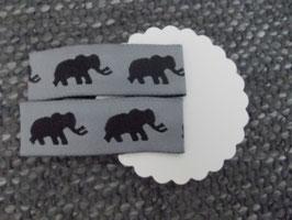 Haarspangen Elefanten