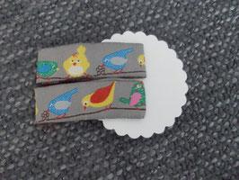 Haarspangen Vögel
