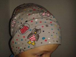 Mütze Eulen
