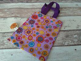 Kinder-Täschchen Blumen