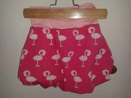 Ballonrock Flamingo
