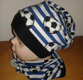 Beanie Fußball