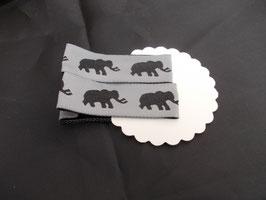 Haarklammern Elefanten