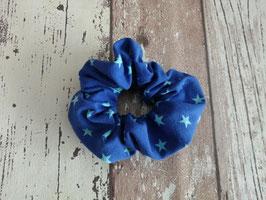 Haargummi / Scrunchie Sterne