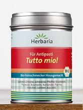 Herbaria Bio Tutto mio, 65 g Dose
