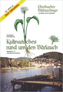 Kulinarisches rund um den Bärlauch - Rezepte und viele Informationen