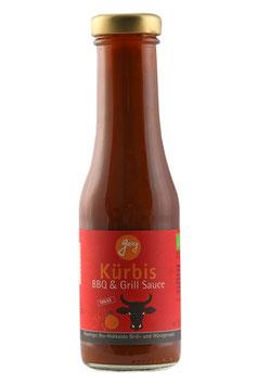 Kürbis BBQ & Grill Sauce
