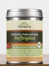 Herbaria Bio Trüffelglück, 110 g Dose