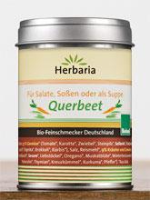 Herbaria Bio Querbeet, 90 g Dose