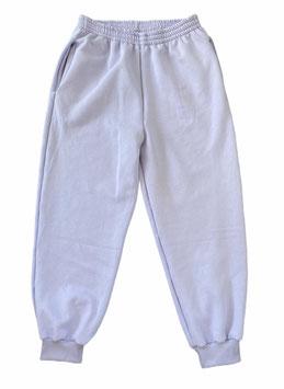 Organic Frosty Lilac Oversized Sweatpants