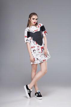 Popart Mascotte Dress