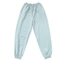 Organic Pastel Mint Oversized Sweatpants