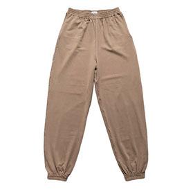 Organic Peanut Oversized Sweatpants