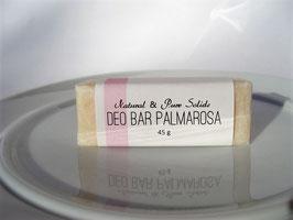 Deo Bar Palmarosa