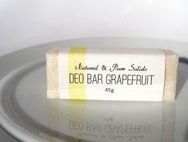 Deo Bar Grapefruit