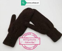 Handschuhe aus Yakwolle XL