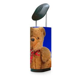 Q-Time teddy projectieklok