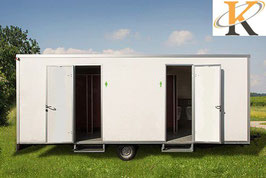 Toilettenwagen Maxi Plus