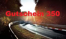 Motorsport Geschenk-Gutschein 350