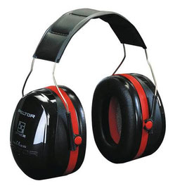 Kapselgehörschutz OPTIME III FM 4124