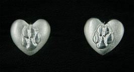 Herz mit Pfote: GMH-157