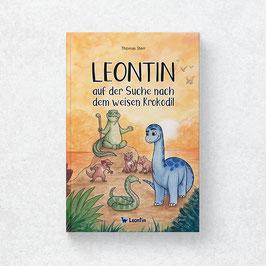 Leontin auf der Suche nach dem weisen Krokodil