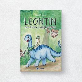 Leontin, der kleine Langhalsdino