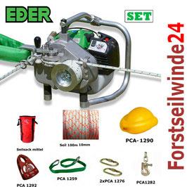 EDER POWERWINCH 1200 Active Der Allrounder!