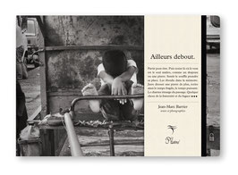 Ailleurs debout. , Jean-Marc Barrier Collection Lumière écrite