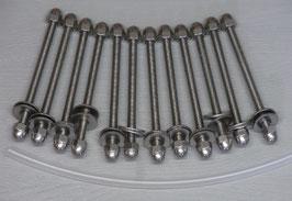 Schraubensatz250 - 105mm