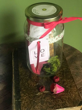 Valentine Special Gift in a Jar