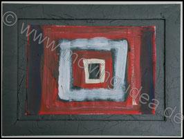 Malerei: Viereck I