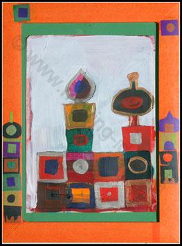 Malerei: Orient I
