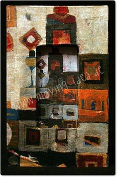 Reproduktion Malerei: Orient 1001 Nacht klein I